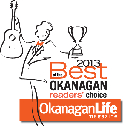 Best of the Okanagan 2013 Winners