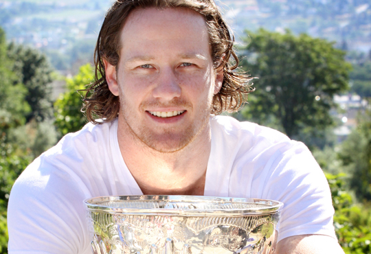 Duncan Keith: Slam Dunc