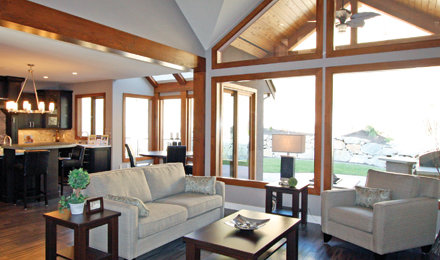 Natural design fits Wilden's Clear Pond neighbourhood style