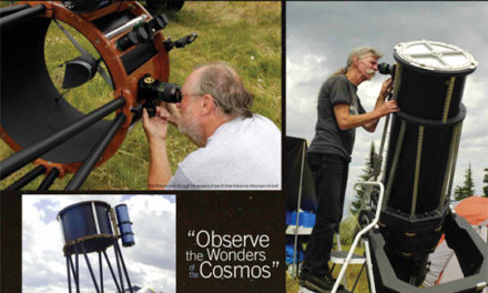 Astronomers Show 'n' Shine