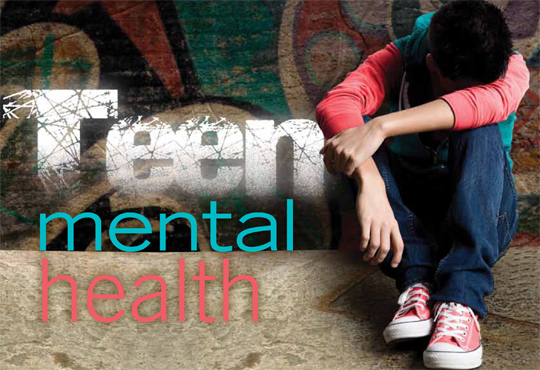 Teen Mental Health: MedlinePlus