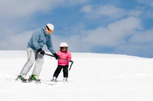 Dual Parent Ski Pass
