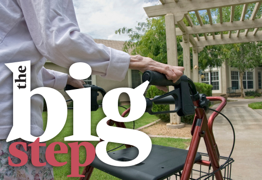 Residential Care: The big step