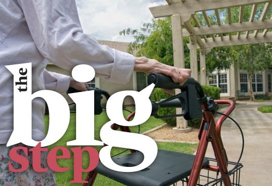 The Big Step