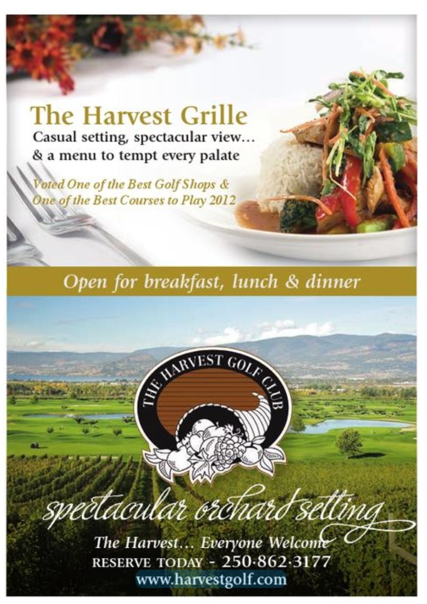The Harvest Golf Club