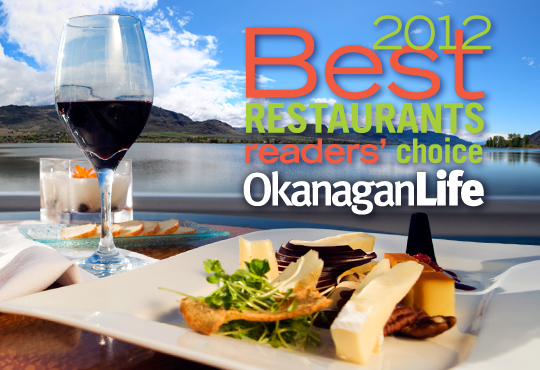 2012 Best Restaurants
