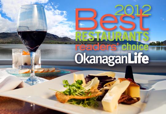 2012 Best Restaurants