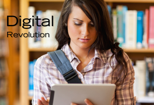 Libraries Embrace the Digital Revolution