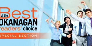 Best of the Okanagan Special Winners Section