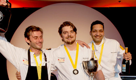 Gold Medal Plates 2013: Mark Filatow