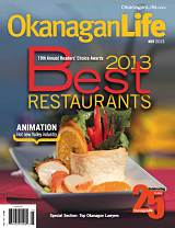 Okanagan Life May 2013