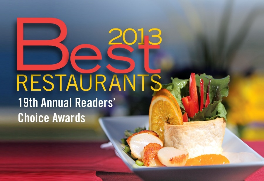 Best Restaurants 2013