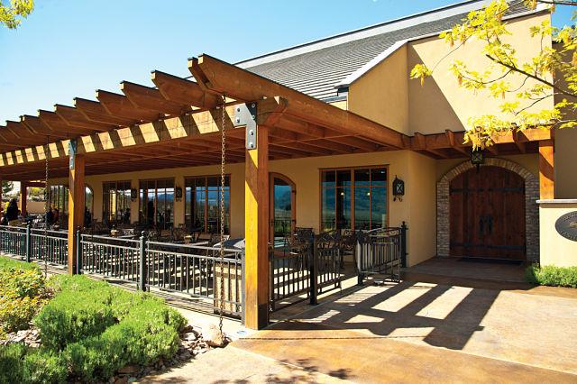 Hester Creek Estate Winery year-round wine tastings okanagan