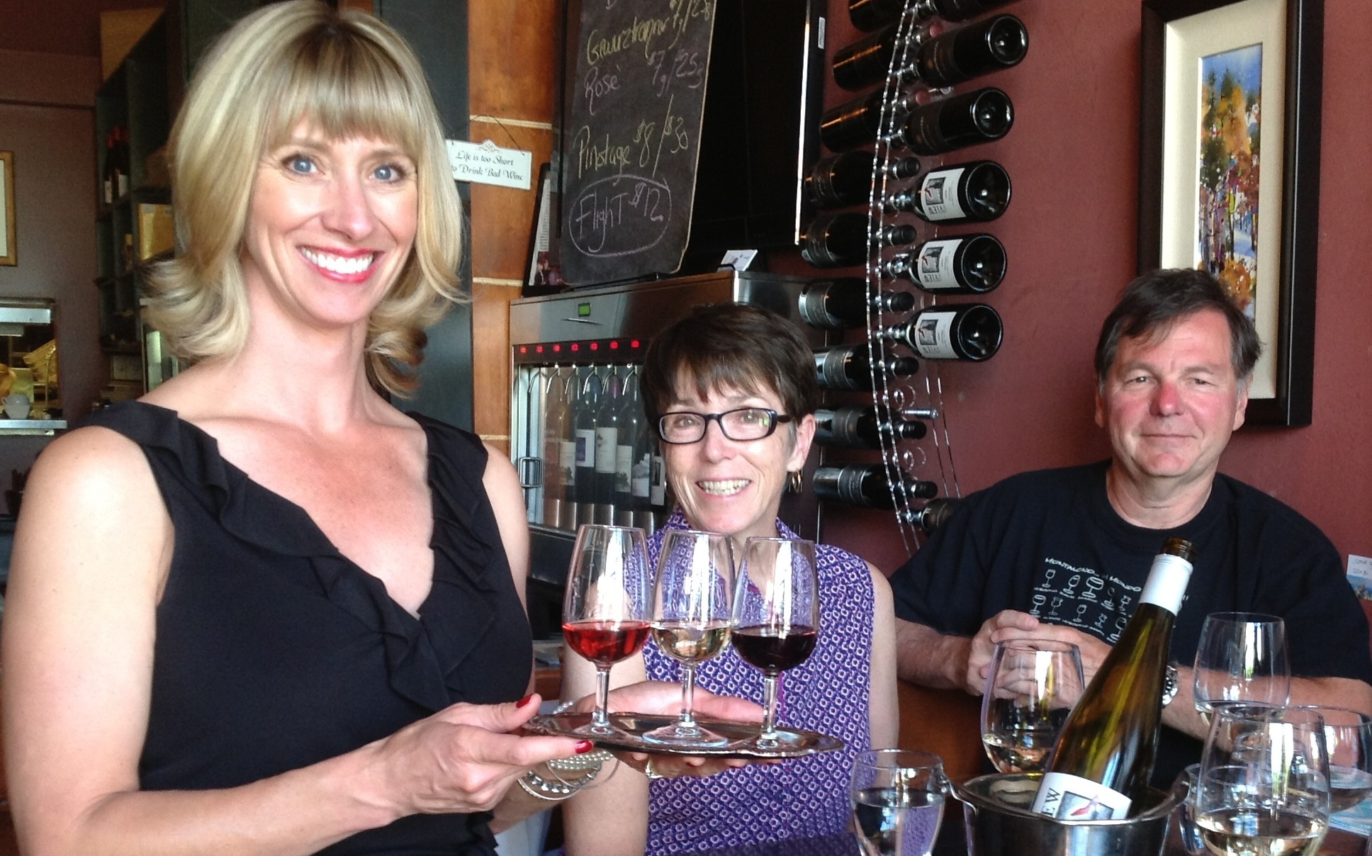 Free online course aimed at province's wine servers