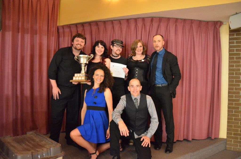 2013 Theatre BC Ozone Festival Awards