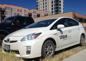 Kelowna's Urban Systems adds company Prius to downtown car share co-op