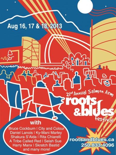 Rootsandblues blues 2013