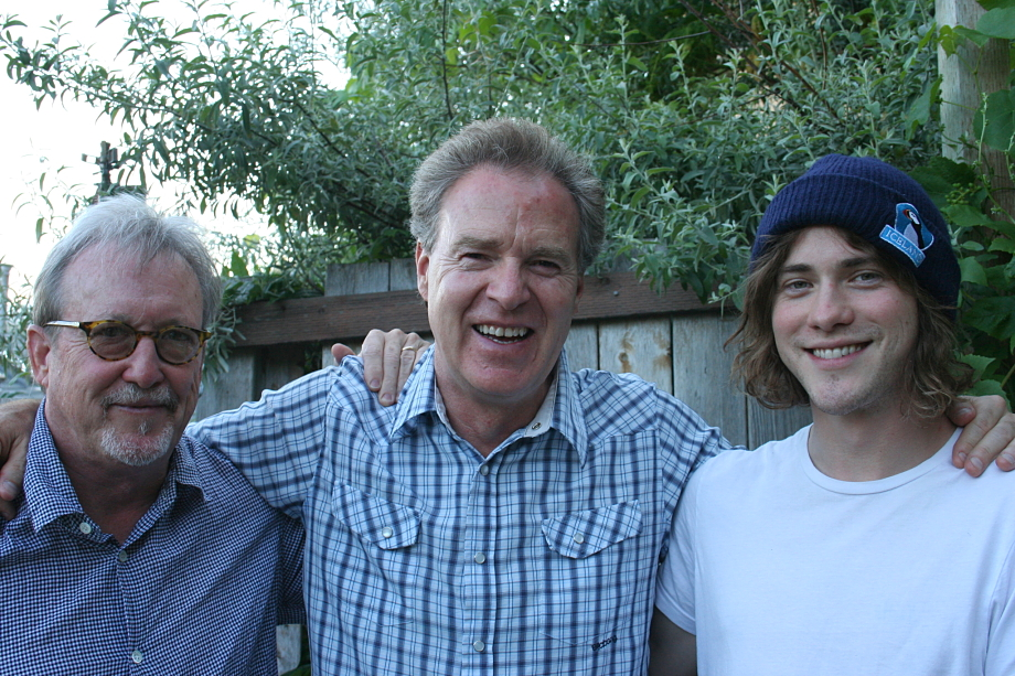 MGMT father-son Okanagan Life reunion