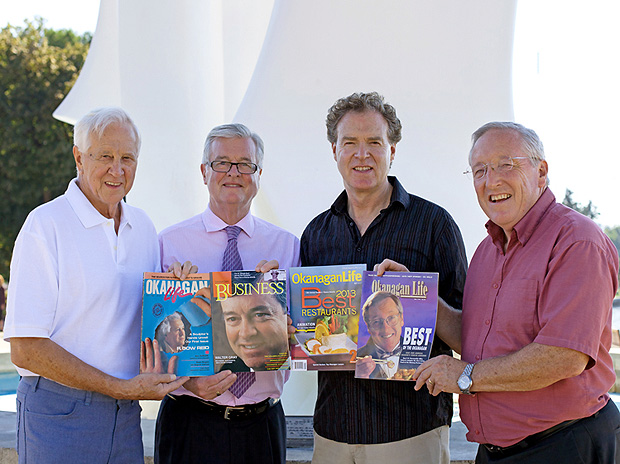 Okanagan Life celebrates 25 Years in publishing