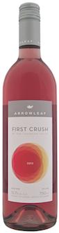 Arrow Leaf first crush