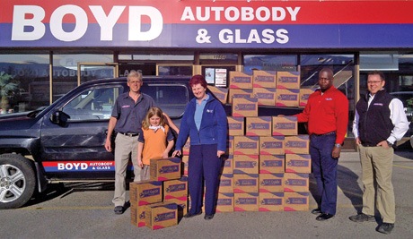 Boyd Autobody and Glass