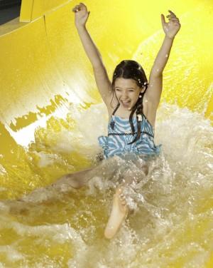 Swim at the H2O Centre Kelowna