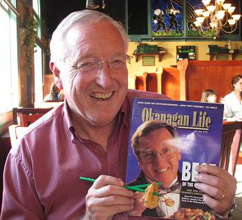 Début Issues: Best Restaurants & Best of the Okanagan