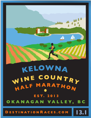 Kelowna hosts inaugural Wine Country Half Marathon