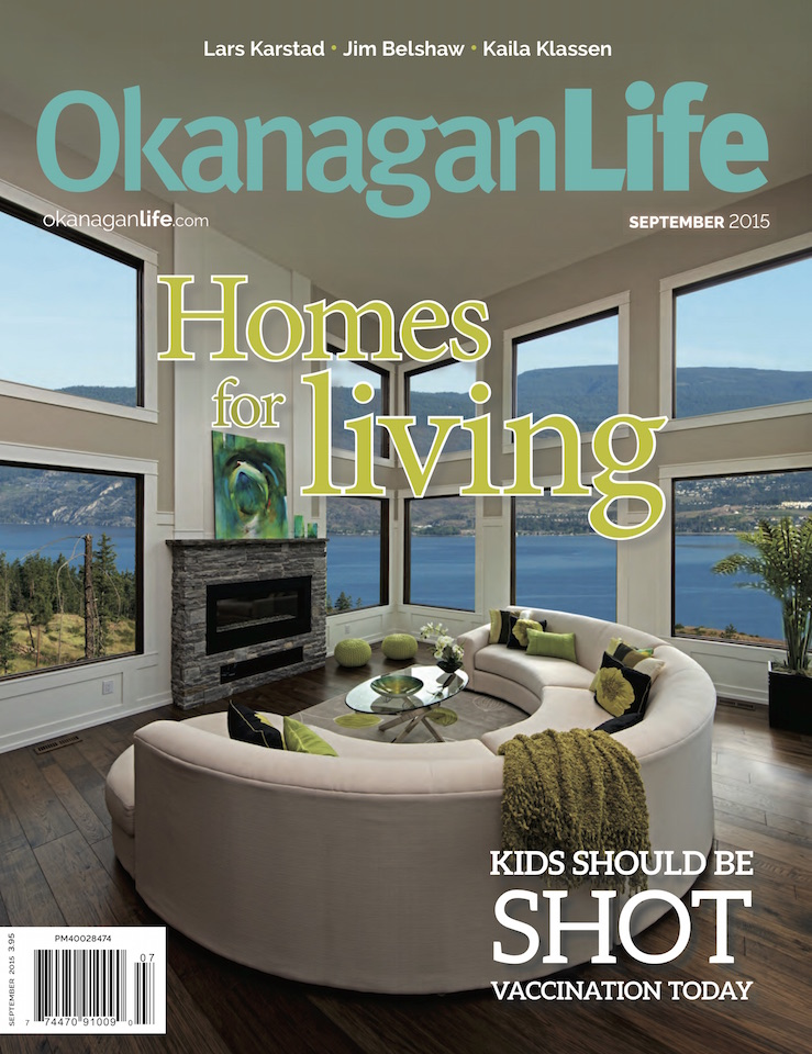 September 2015 – Okanagan Life