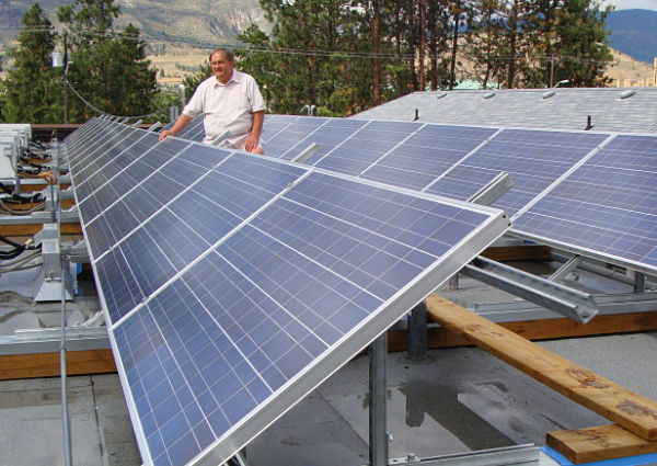 Solar power could transform tourism industry