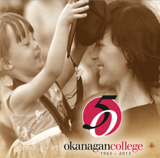 Okanagan College celebrates 50 years Sept 27