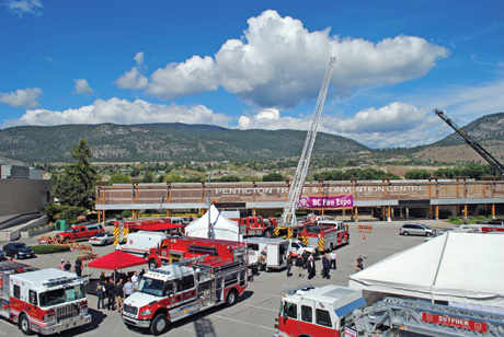 Record-setting March for South Okanagan Events Centre