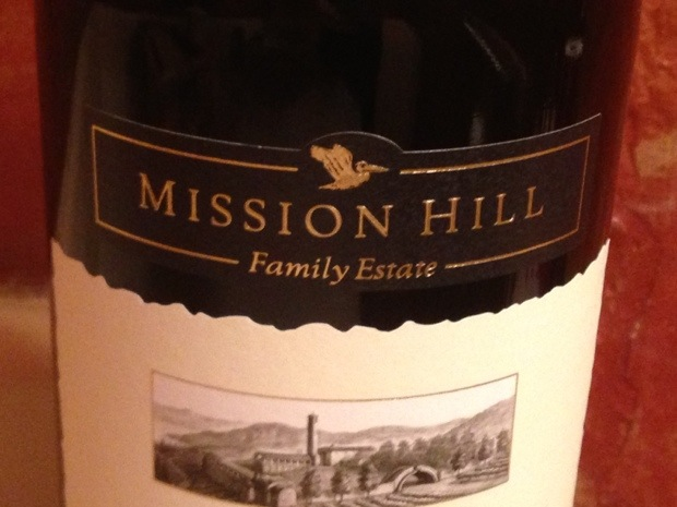 Mission Hill Family Estate Wins World's Best Pinot Noir