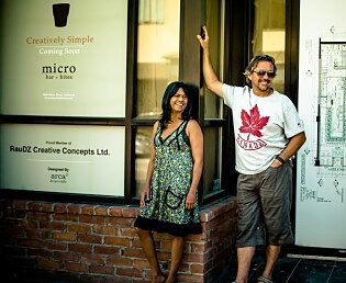 Micro bar to officially open in downtown Kelowna