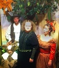 Cinderella Cast Photo