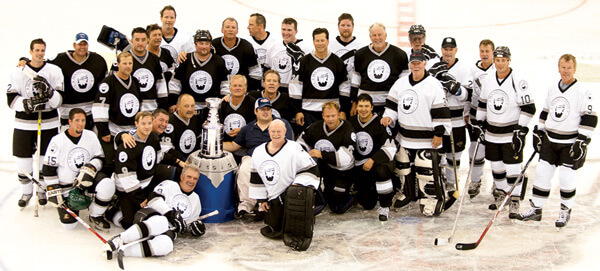 Hockey Greats Fantasy Camp