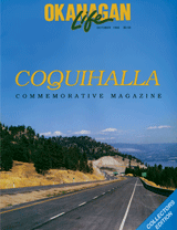 Okanagan Connector Coquilhalla 1990