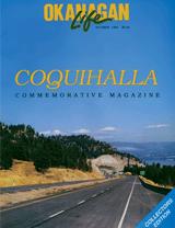 Okanagan Connector Coquilhalla 1990