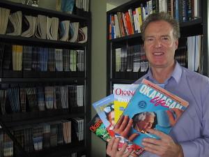 Paul Byrne Okanagan Life