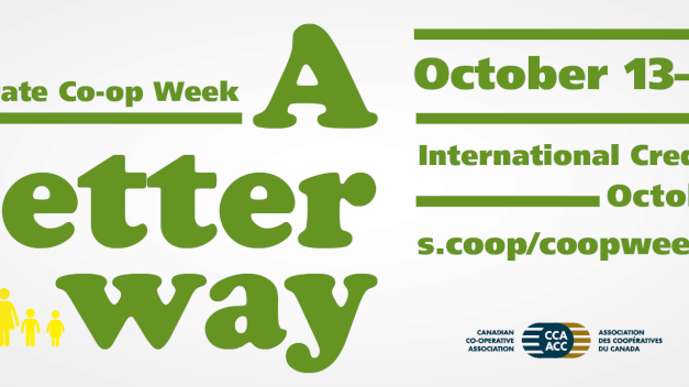 Local Co-ops Invite Community to Celebrate Co-op Week 2013