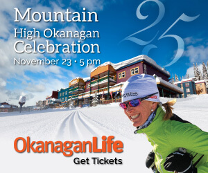 Ski-in, ski-out supper celebrates Best of the Okanagan