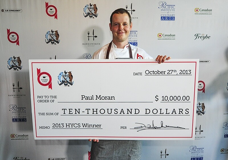 Kelowna chef takes home $10,000