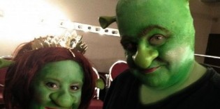 Shrek The Musical rings in the festive season