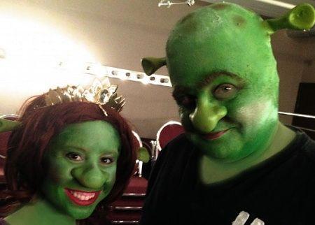 Shrek The Musical rings in the festive season