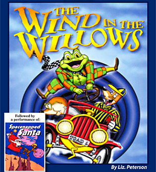 Peachland Players present Wind in the Willows