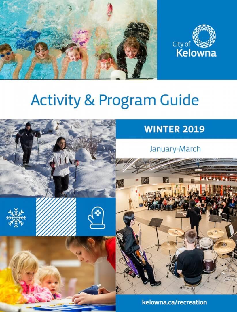 Kelowna recreation opens registration for Winter programs