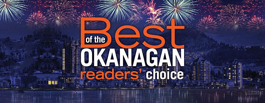 Best of the Okanagan Awards 2013