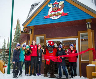 Big White Opens Loose Moose Candy Emporium