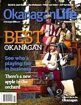 December Okanagan Life - Best of the Okanagan