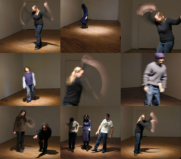 Sound motion mix to create interactive art at Kelowna Art Gallery